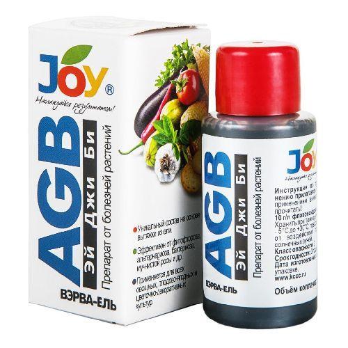 Средство от болезеней растений АGB, JOY 50мл — цена в LETTO